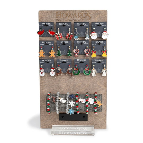 Howard's Christmas Cheer Jewelry Bundle