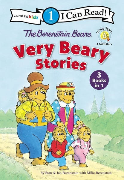 The Berenstain Bears Very Berry Stories