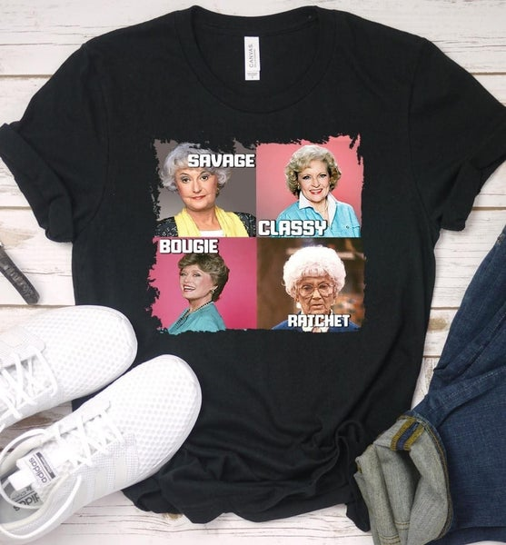 Golden Girls Graphic Tee