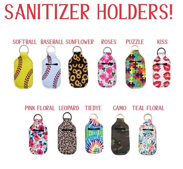 Hand Sanitizer Holders