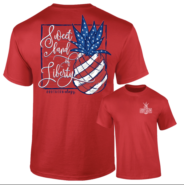 Sweet Land of Liberty Graphic Tee