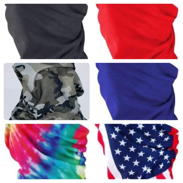 Gaiter Face Covers