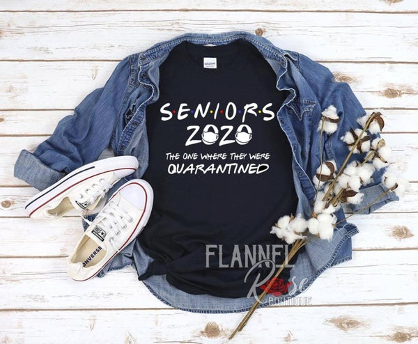 Seniors 2020 Graphic Tee