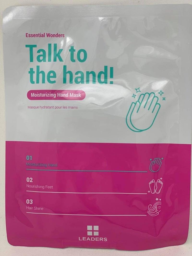 Essential Wonders Talk to the Hand Moisturizing Hand Treatment