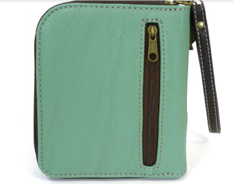 """Chala"" Zip Around Wallet"