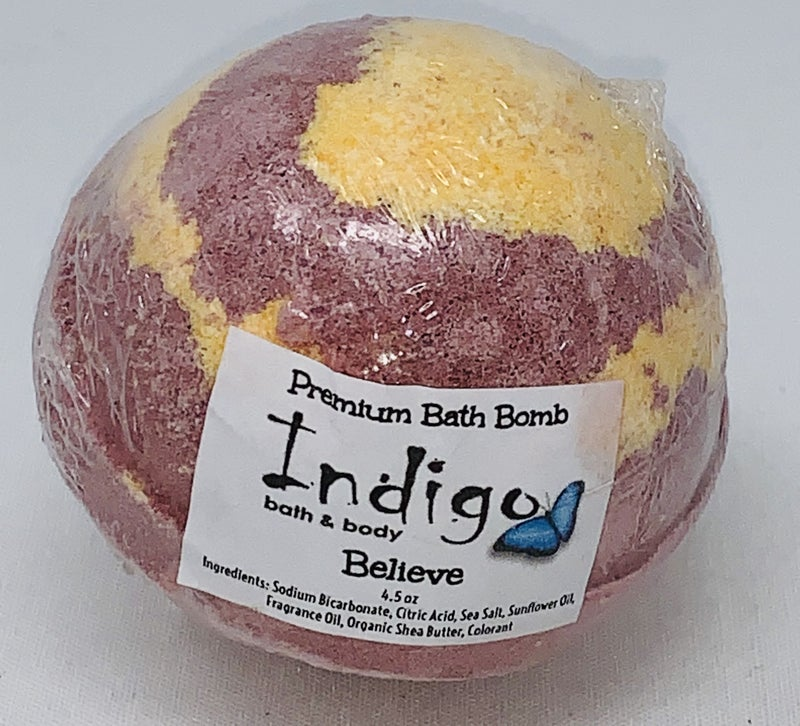 Indigo Bath Bombs