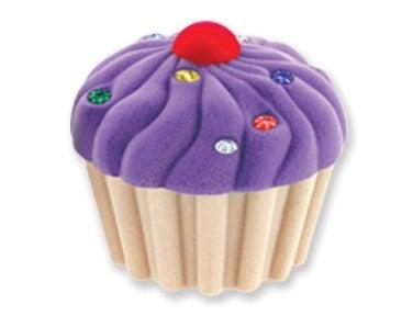 Sparkling Cupcake Pendant