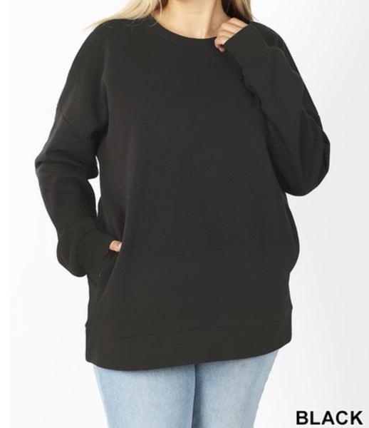 Pocket Full Of Color Sweatshirt