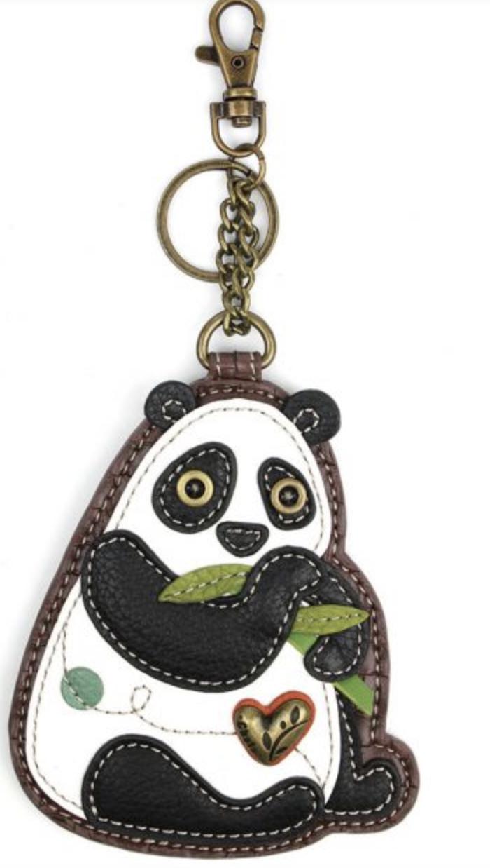 """Chala"" Zoo Key/Coin Fob"