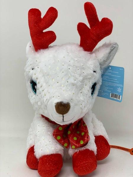 Snowbelle the Reindeer