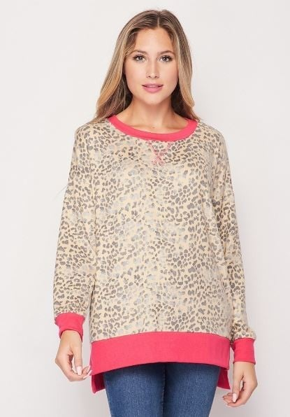 Not Your Average Leopard Sweater