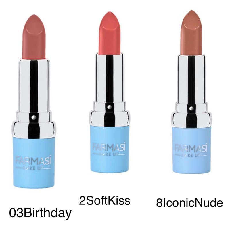 FARMASI Perfecting BB Matte Lipstick