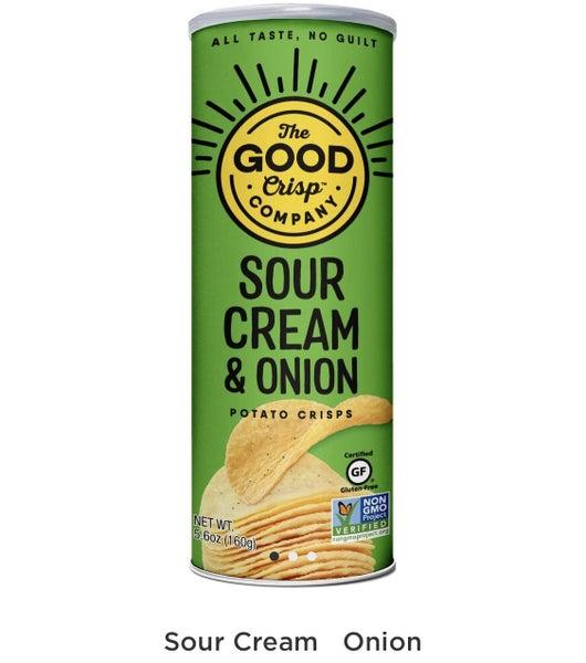 The Good Crisp Company Chips