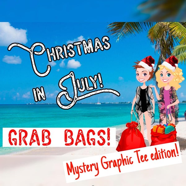 Christmas in July Graphic Grab Bag