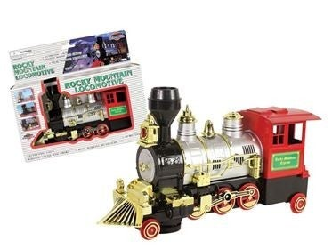 Rocky Mountain Locomotive