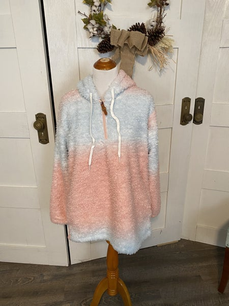 Dreaming Of A Cotton Candy Sweater