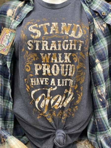 Stand Tall Tee