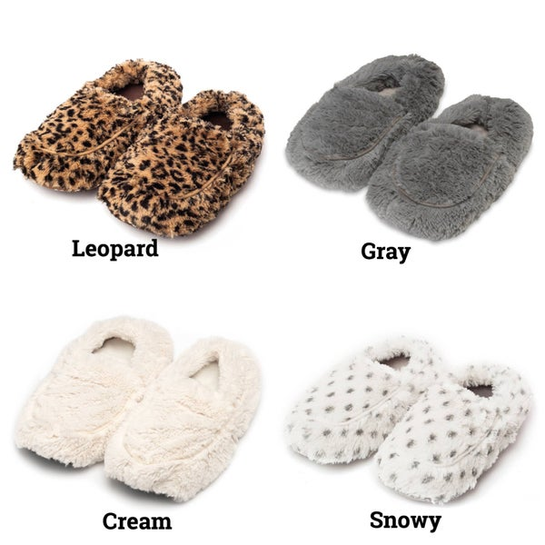 Snug and Cozy Warmies Slippers