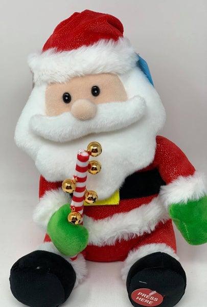 Jingling Santa