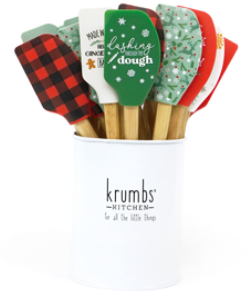Mystery Christmas Krumbs Kitchen Spatula