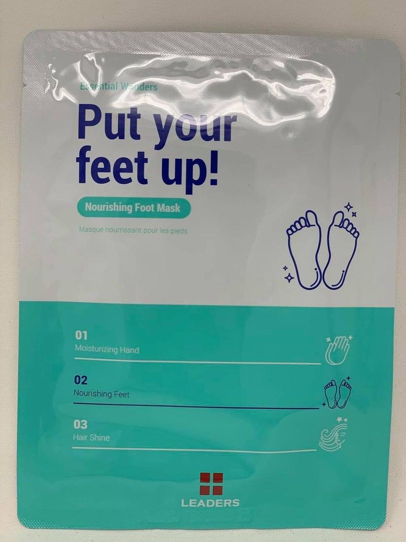 Essential Wonders Put your feet up!! Nourishing Foot Treatment