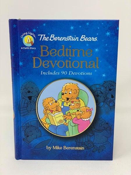The Berenstain Bears Bedtime Devotional Bedtime