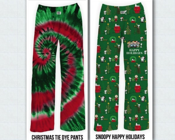 Brief Insanity Christmas Lounge Pants