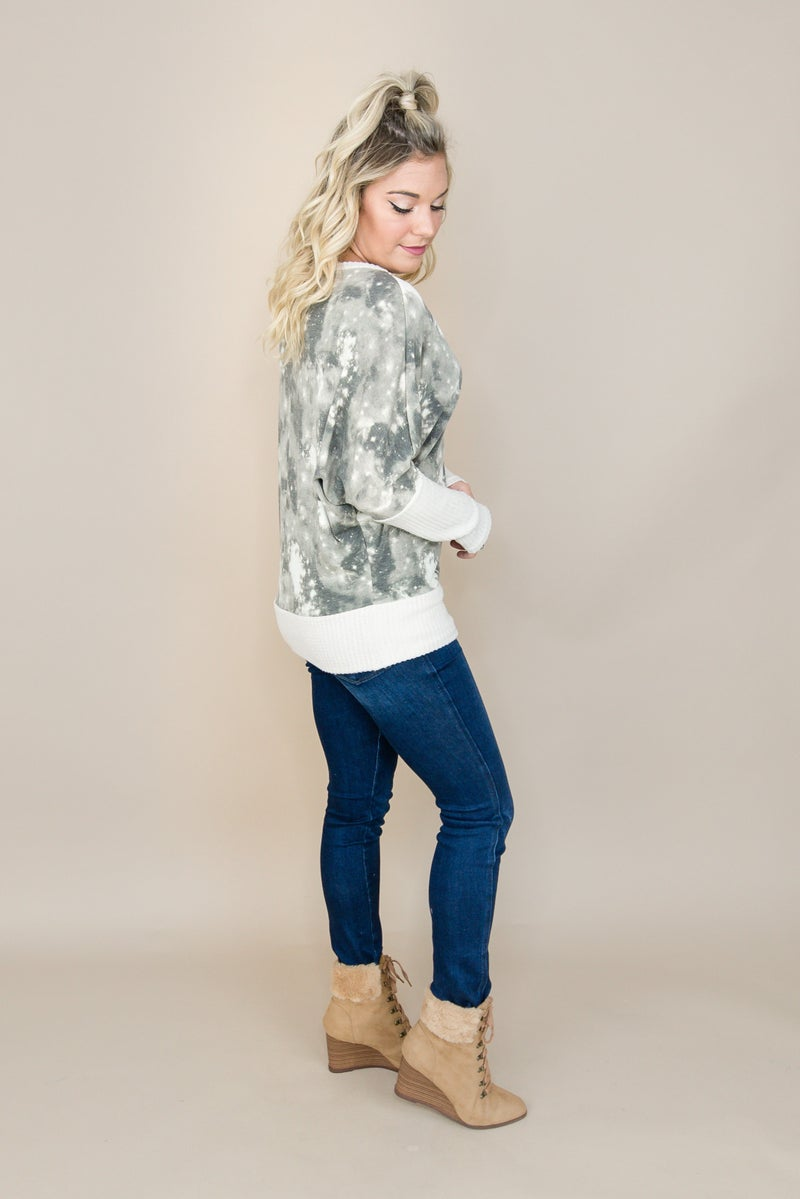 FLAUNT FRIDAY* Starry Night Top *ALL SALES FINAL