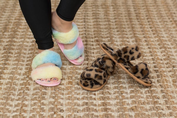 Double The Love House Slippers *Final Sale*