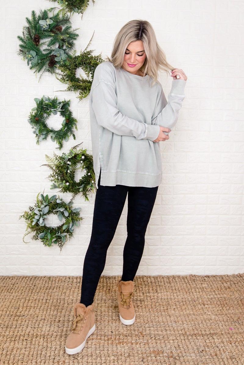 Classic & Cozy Sweatshirt
