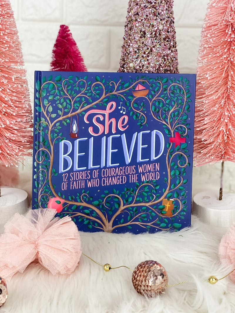 She Believed Book