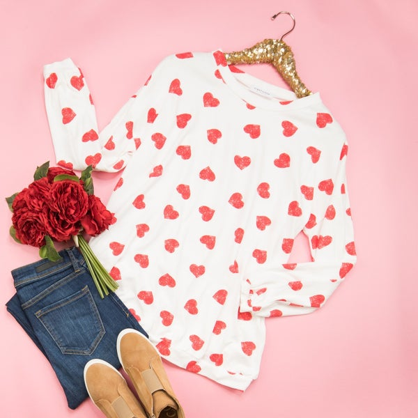 Sweetheart Top *ALL SALES FINAL*