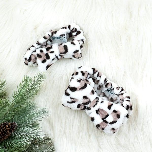 Leopard Darling & Me Make Up Headband