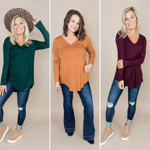 *HAPPY HOUR* Fall's My Style Tee *all sales final*