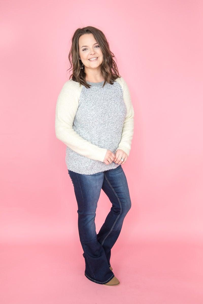 Cozy Confetti Sweater