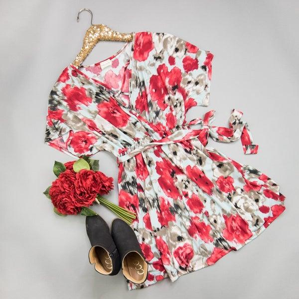 Flirty Sweet Pea Dress