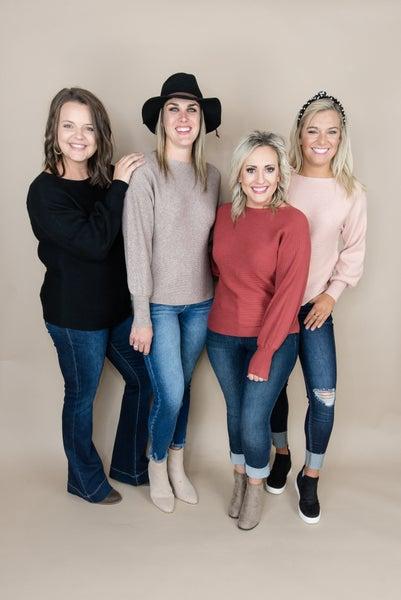 Sweet Caroline Sweater