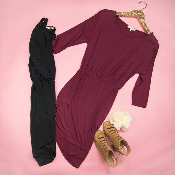 Take Me On A Date Dress *ALL SALES FINAL*