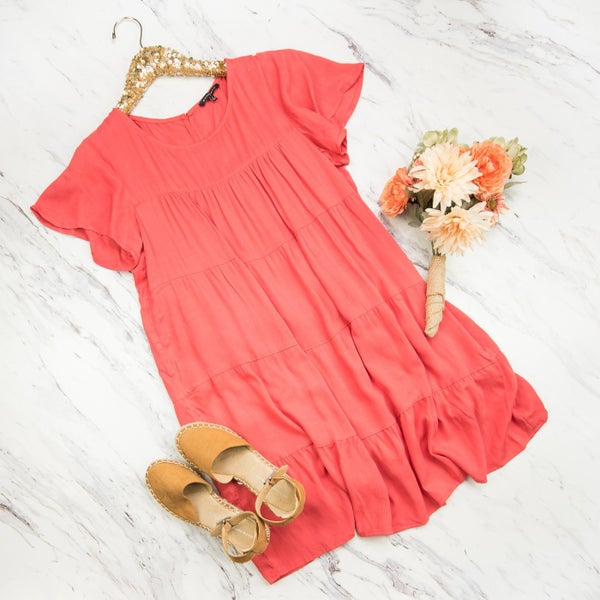 LadyBug Dress *all sales final*