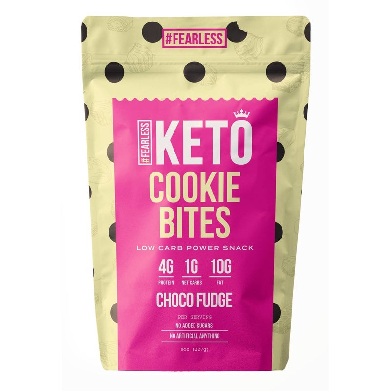Keto Cookie Bites