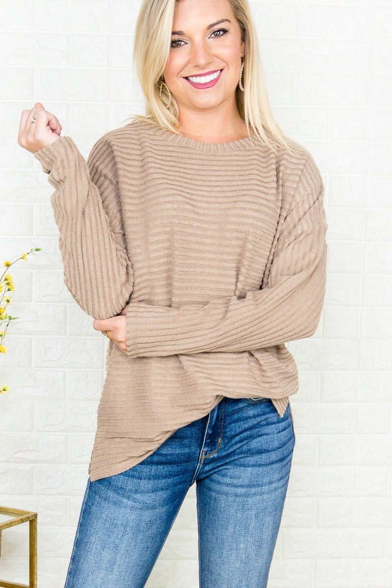 Favorite Ribbed Sweater