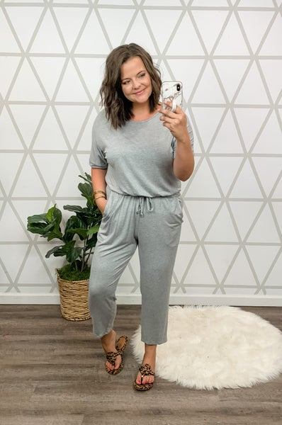 Lounge All Day Jumpsuit *all sales final*
