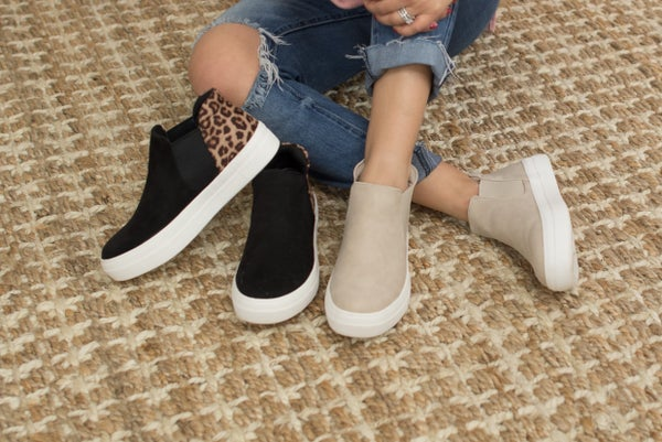 Favorite Flat Sneaker Shoe