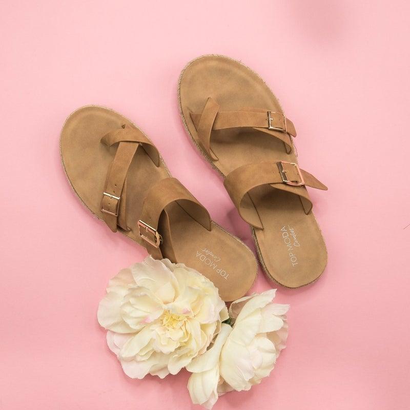 Nicole Tan Sandals