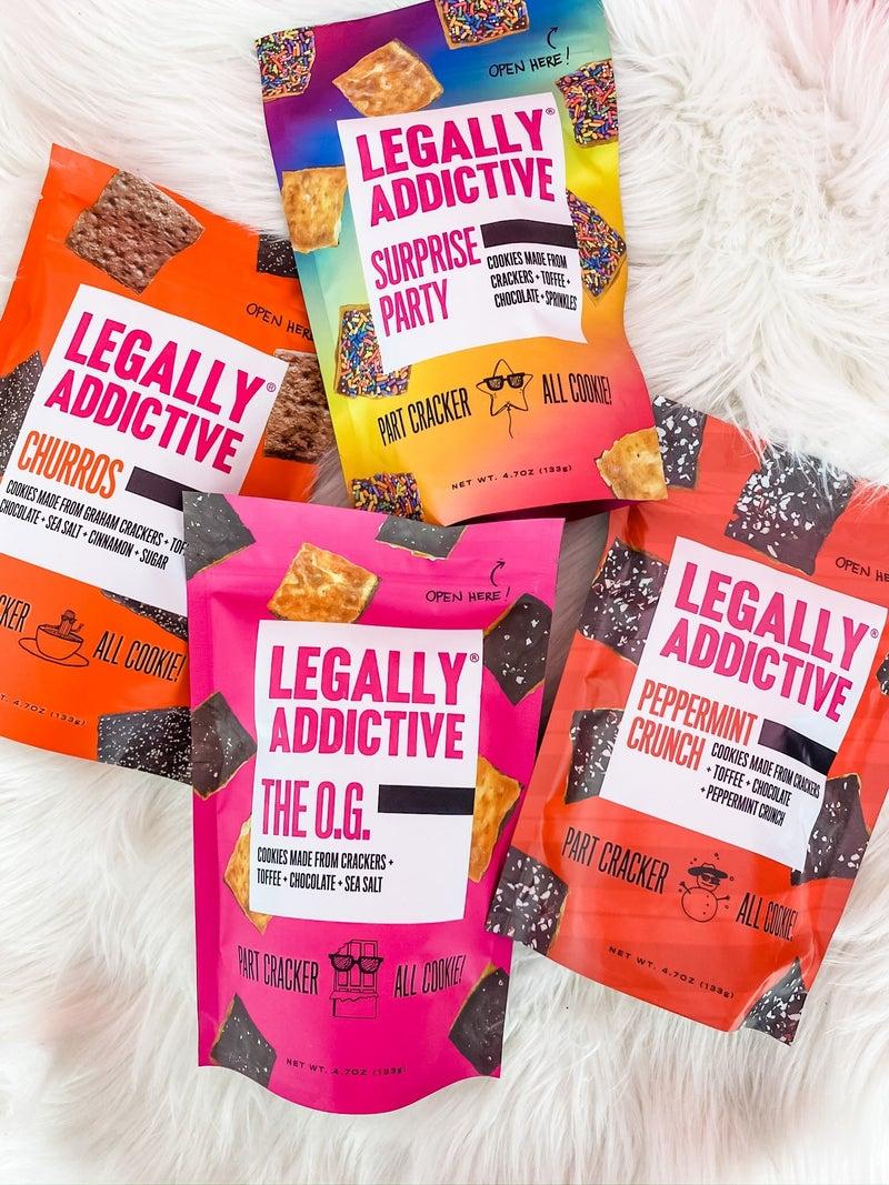 Legally Addictive Snacks
