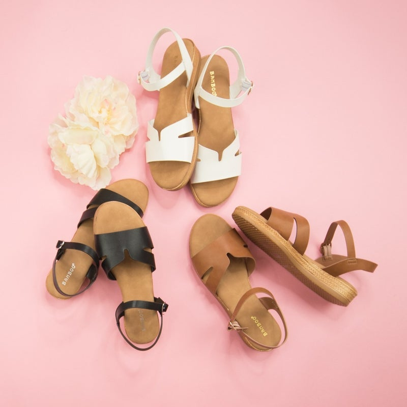 Casual Neutral Sandals