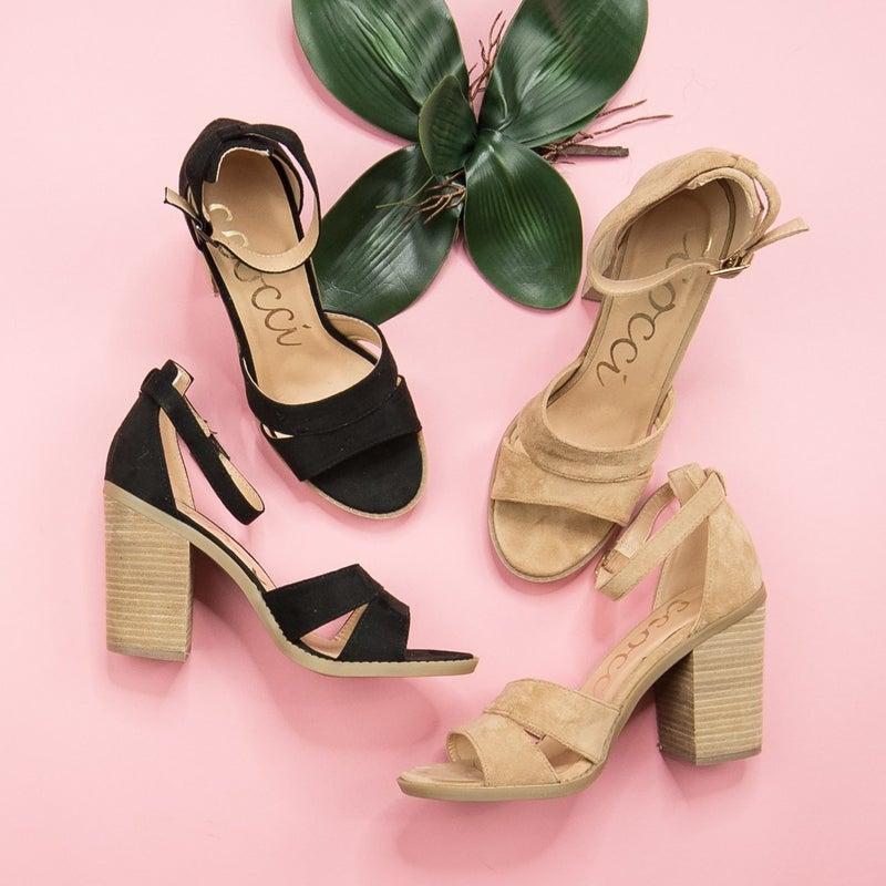 Strappy Summer Sandal