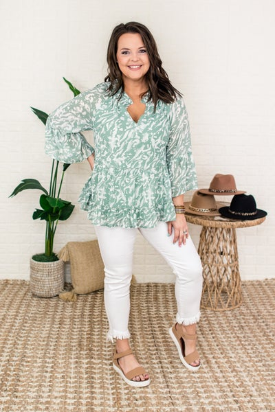 Find Your Way Blouse