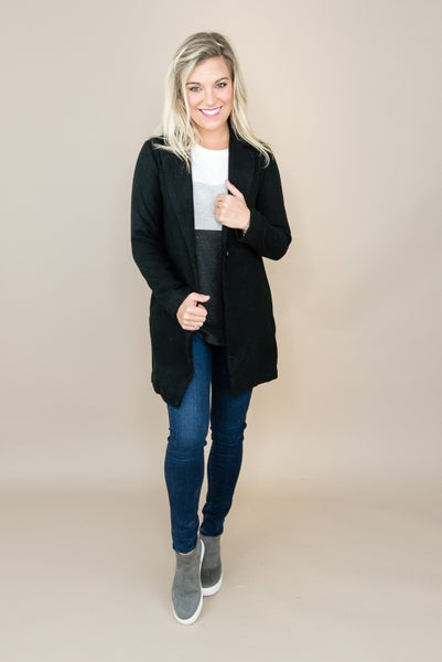 Fall Structured Jacket