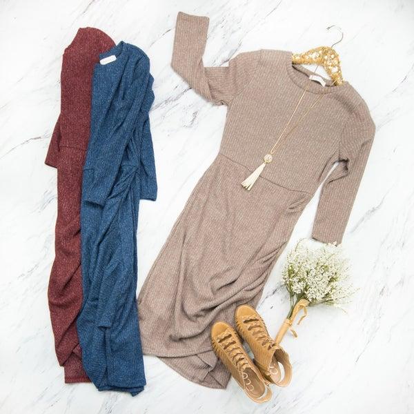 Fall Blogger Dress *ALL SALES FINAL*